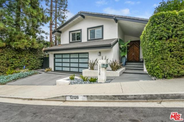 12126 La Casa Lane, Los Angeles (City), CA 90049 (#18320456) :: The Fineman Suarez Team