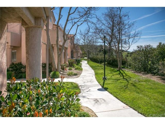 21226 Trumpet Drive #203, Newhall, CA 91321 (#SR18060879) :: The Real Estate Offices of Talbot and Watson