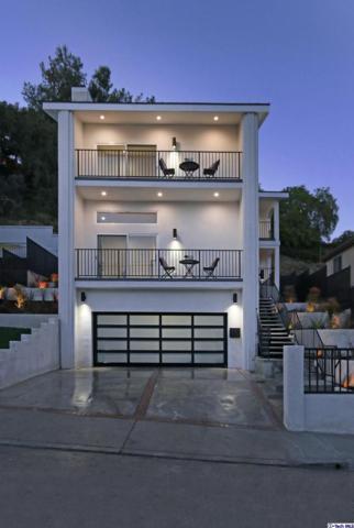 5707 Eaton Street, Los Angeles (City), CA 90042 (#318000982) :: TruLine Realty