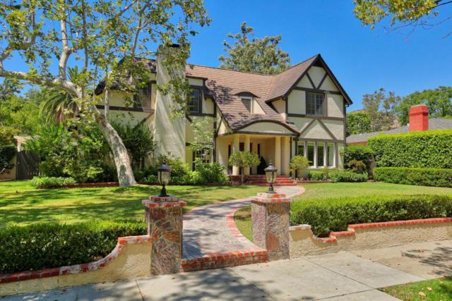 1727 Opechee Way, Glendale, CA 91208 (#818001210) :: TruLine Realty