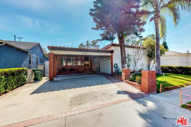 5247 Berryman Avenue, Culver City, CA 90230 (#18324010) :: TruLine Realty