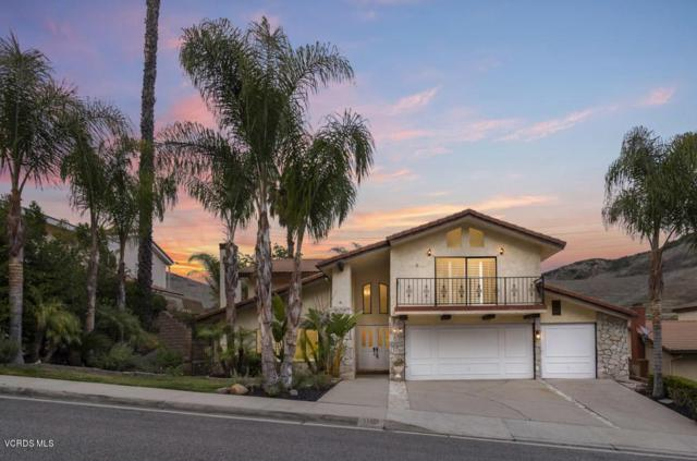 27821 Via Amistosa, Agoura Hills, CA 91301 (#218003130) :: Lydia Gable Realty Group