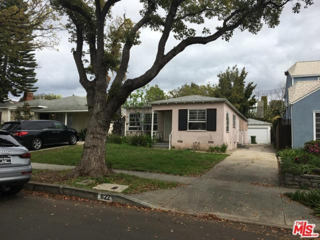 822 Galloway Street, Pacific Palisades, CA 90272 (#18324104) :: TruLine Realty