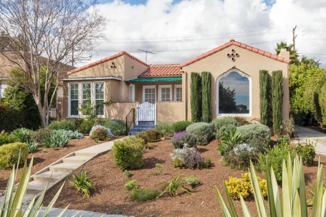 2243 E Villa Street, Pasadena, CA 91107 (#818001222) :: TruLine Realty