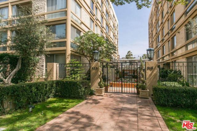 320 N Maple Drive #301, Beverly Hills, CA 90210 (#18323954) :: TruLine Realty