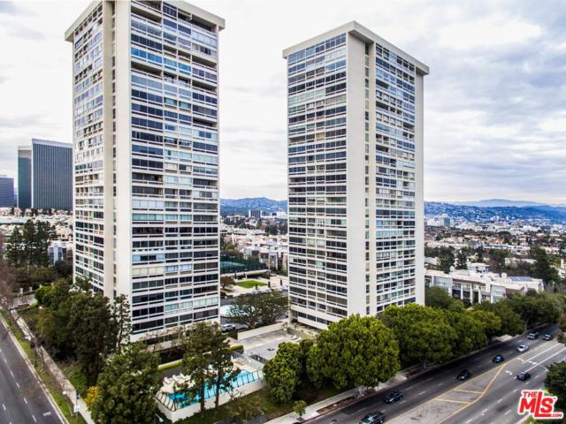 2220 Avenue Of The Stars #406, Los Angeles (City), CA 90067 (#18324188) :: TruLine Realty