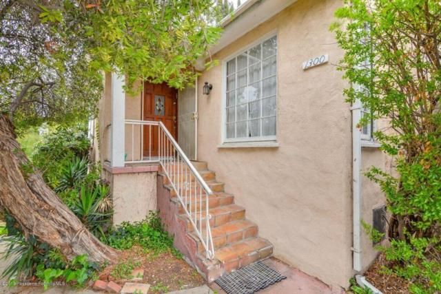 1300 N Avenue 45, Los Angeles (City), CA 90041 (#818001228) :: TruLine Realty