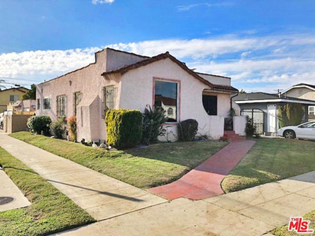 6531 Arlington Avenue, Los Angeles (City), CA 90043 (#18324264) :: Fred Howard Real Estate Team