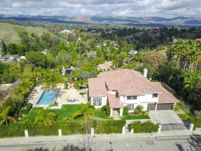 4753 Azucena Road, Woodland Hills, CA 91364 (#SR18057705) :: Paris and Connor MacIvor