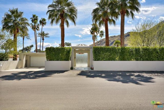 521 W Via Lola, Palm Springs, CA 92262 (#18324226PS) :: Paris and Connor MacIvor