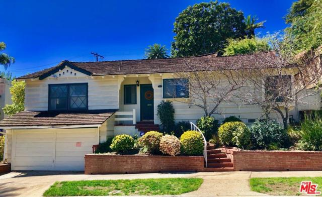 10290 Cheviot Drive, Los Angeles (City), CA 90064 (#18324334) :: TruLine Realty