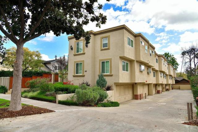 802 Magnolia Avenue #4, Pasadena, CA 91106 (#818001236) :: TruLine Realty