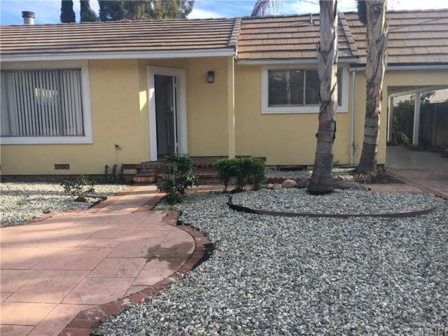16042 Bassett Street, Lake Balboa, CA 91406 (#SR18062508) :: TruLine Realty