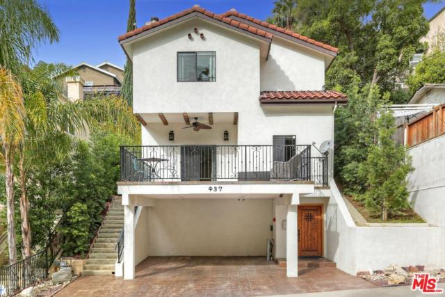 437 Museum Drive, Los Angeles (City), CA 90065 (#18320240) :: TruLine Realty