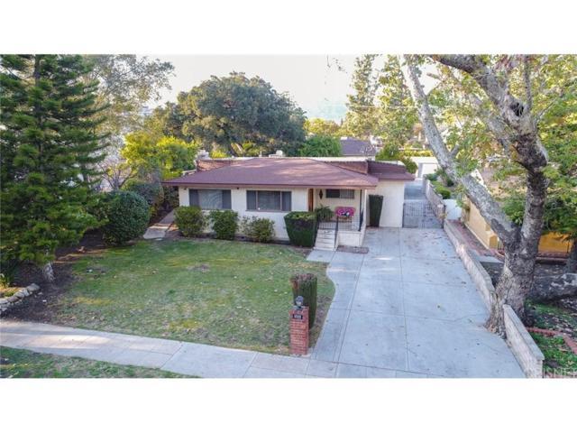 1729 Del Valle Avenue, Glendale, CA 91208 (#SR18062282) :: TruLine Realty