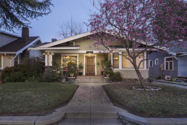 1648 N Los Robles Avenue, Pasadena, CA 91104 (#818001242) :: TruLine Realty