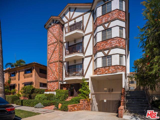 1338 Amherst Avenue #102, Los Angeles (City), CA 90025 (#18323984) :: TruLine Realty