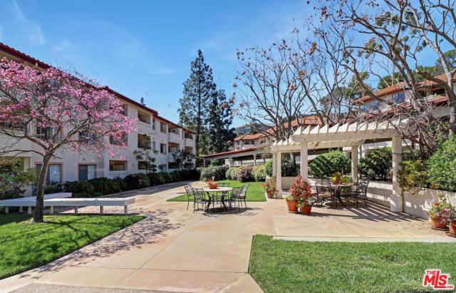 501 Palisades Drive #311, Pacific Palisades, CA 90272 (#18324438) :: TruLine Realty