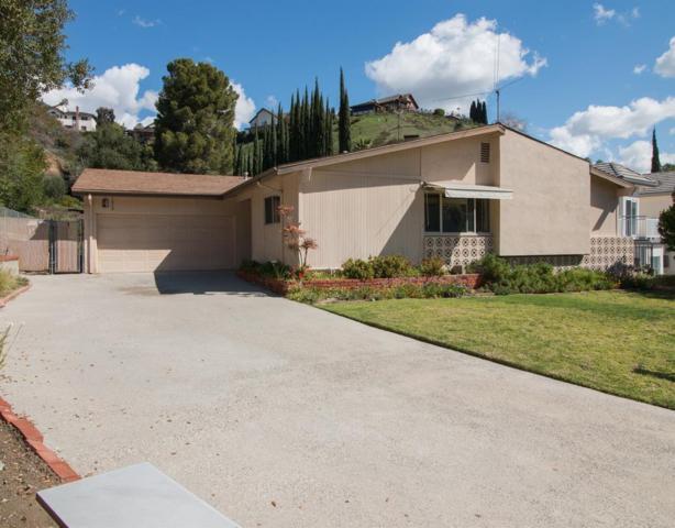 1860 Greenbriar Road, Glendale, CA 91207 (#318001015) :: TruLine Realty