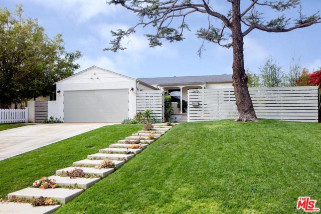 3435 S Bentley Avenue, Los Angeles (City), CA 90034 (#18324556) :: The Fineman Suarez Team