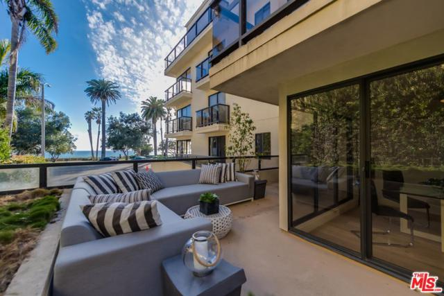 833 Ocean Avenue #105, Santa Monica, CA 90403 (#18323268) :: The Fineman Suarez Team