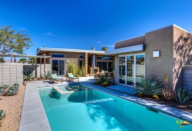 3026 N Avenida Caballeros, Palm Springs, CA 92262 (#18323726PS) :: TruLine Realty
