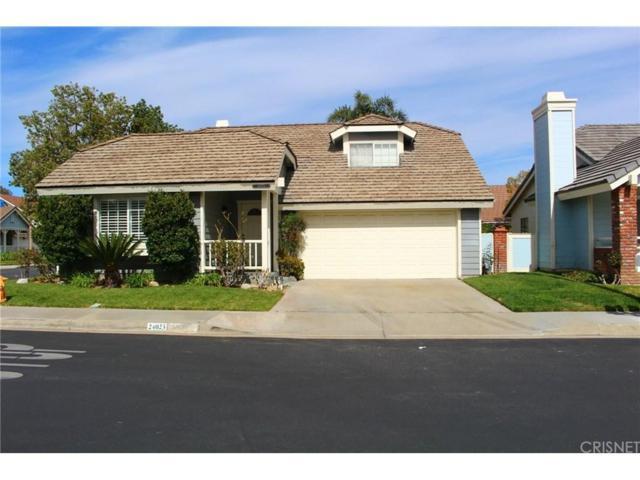 24023 Rockridge Court, Valencia, CA 91355 (#SR18063496) :: Paris and Connor MacIvor