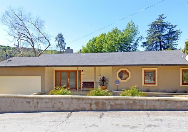 1483 Arroyo View Drive, Pasadena, CA 91103 (#318000975) :: Lydia Gable Realty Group