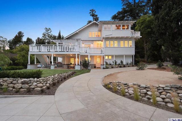 600 W California Boulevard, Pasadena, CA 91105 (#818001257) :: The Fineman Suarez Team