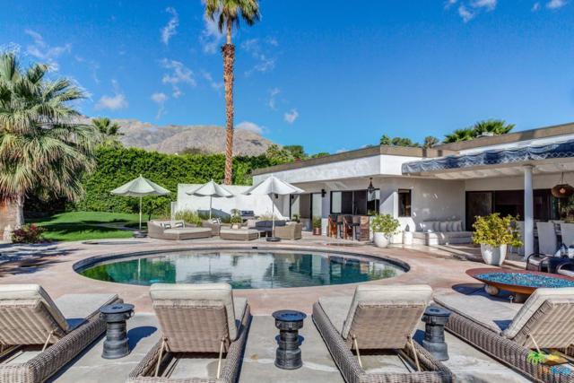 485 W Santa Elena Road, Palm Springs, CA 92262 (#18324146PS) :: TruLine Realty