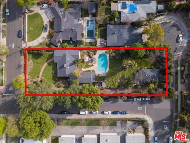 5023 Ventura Canyon Avenue, Sherman Oaks, CA 91423 (#18325190) :: Golden Palm Properties