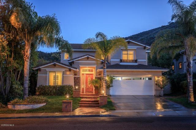 4582 Via Del Rancho, Newbury Park, CA 91320 (#218003387) :: Lydia Gable Realty Group