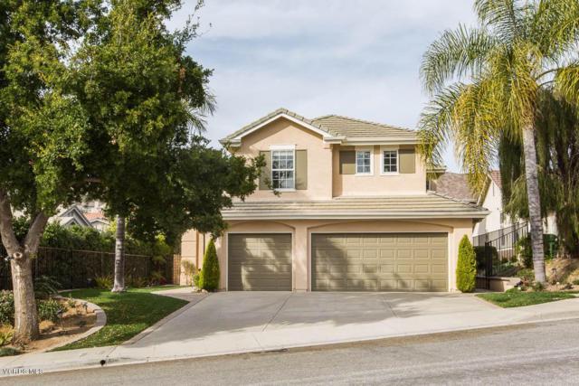 2531 Rutland Place, Thousand Oaks, CA 91362 (#218003399) :: Lydia Gable Realty Group