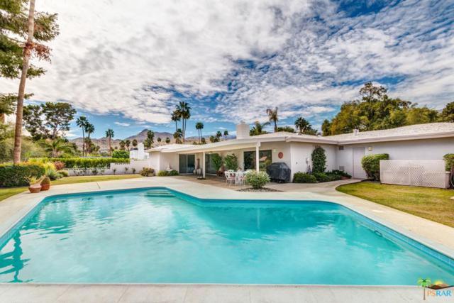 2072 S Bobolink Lane, Palm Springs, CA 92264 (#18323056PS) :: Golden Palm Properties
