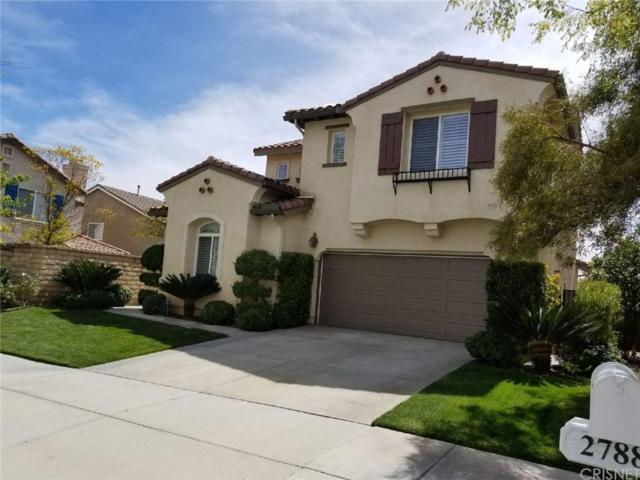 27885 Alta Vista Avenue, Valencia, CA 91355 (#SR18067078) :: Paris and Connor MacIvor