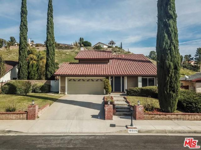 18509 Asuncion Street, Other, CA 91326 (#18326208) :: Golden Palm Properties