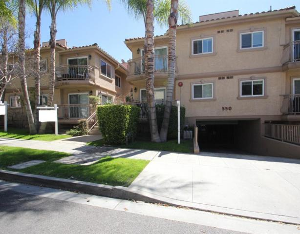 550 E Santa Anita Avenue #101, Burbank, CA 91501 (#318001120) :: Lydia Gable Realty Group