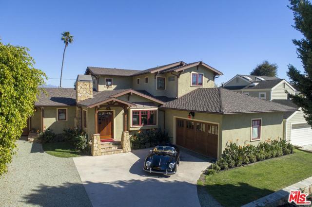 254 San Julian Avenue, Santa Barbara, CA 93109 (#18327262) :: The Fineman Suarez Team