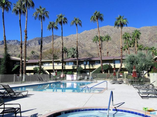 1950 S Palm Canyon Drive #112, Palm Springs, CA 92264 (#18321952PS) :: Golden Palm Properties