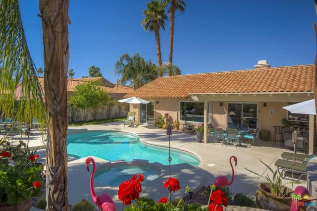 69355 Las Begonias, Cathedral City, CA 92234 (#18327648PS) :: The Real Estate Offices of Talbot and Watson