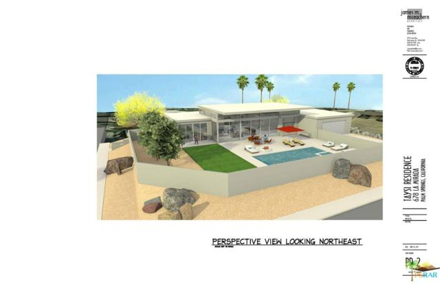 678 S La Mirada Road, Palm Springs, CA 92264 (#18328248PS) :: The Real Estate Offices of Talbot and Watson