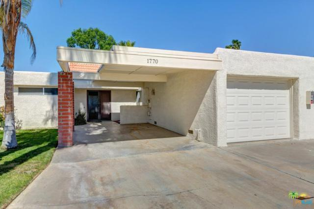 1770 Pinehurst Plaza, Palm Springs, CA 92264 (#18327990PS) :: Lydia Gable Realty Group