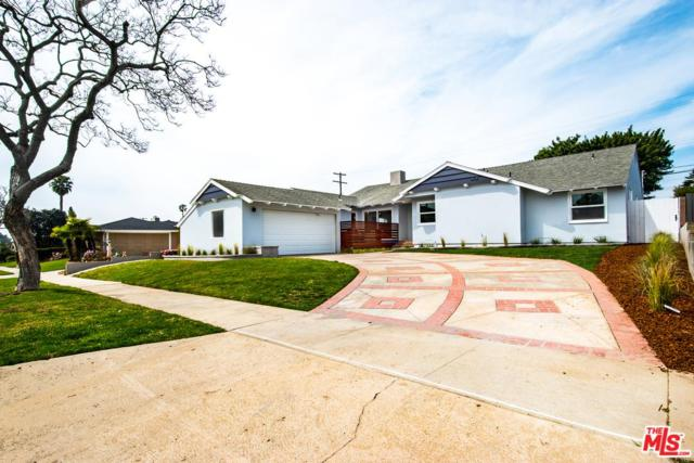 6019 S Garth Avenue, Los Angeles (City), CA 90056 (#18322492) :: Fred Howard Real Estate Team