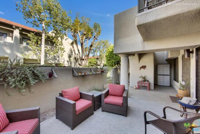 353 N Hermosa Drive 6C1, Palm Springs, CA 92262 (#18328488PS) :: Lydia Gable Realty Group