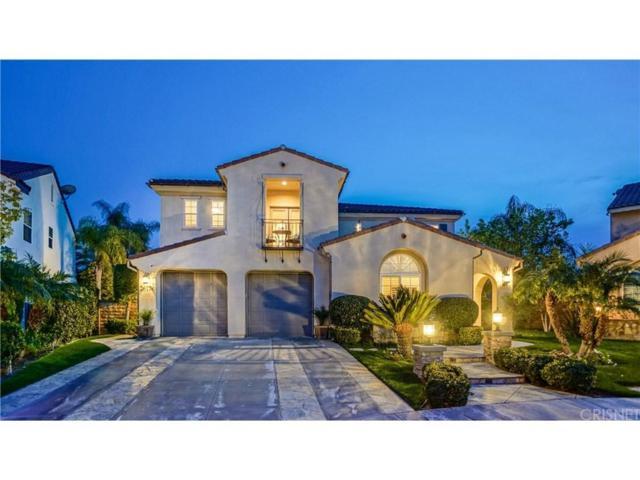 26176 Quartz Mesa Lane, Valencia, CA 91381 (#SR18073952) :: Paris and Connor MacIvor