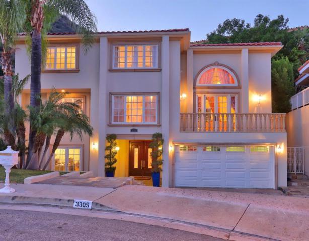 3305 Deer Creek Lane, Glendale, CA 91208 (#318001212) :: California Lifestyles Realty Group