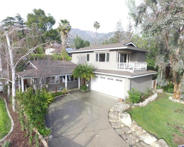 3645 El Caminito, Glendale, CA 91214 (#318001195) :: Lydia Gable Realty Group