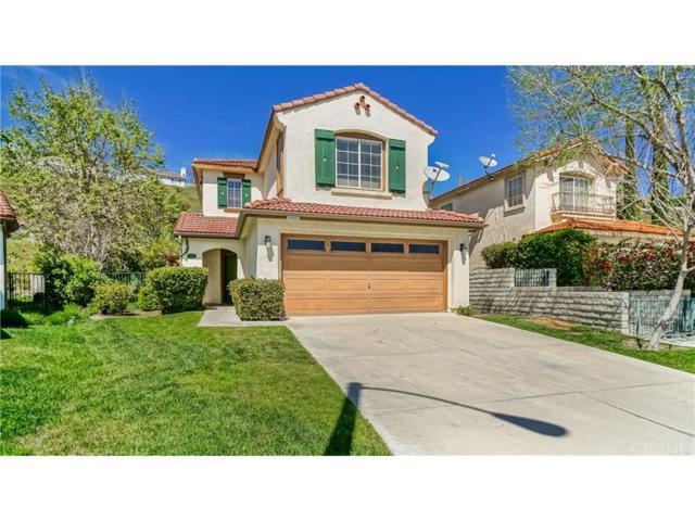 26025 Topper Court, Stevenson Ranch, CA 91381 (#SR18075451) :: Paris and Connor MacIvor