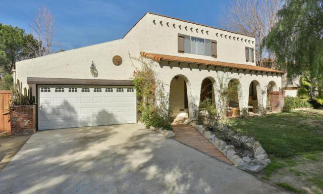 5451 Colodny Drive, Agoura Hills, CA 91301 (#218003989) :: Golden Palm Properties