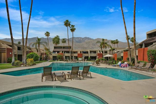 1655 E Palm Canyon Drive #410, Palm Springs, CA 92264 (#18329174PS) :: Lydia Gable Realty Group